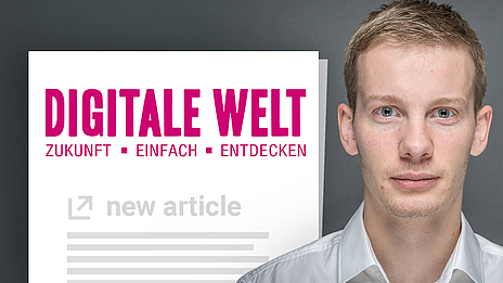 Digitale Welt: Identity Management with OpenID Connect and OAuth2.0